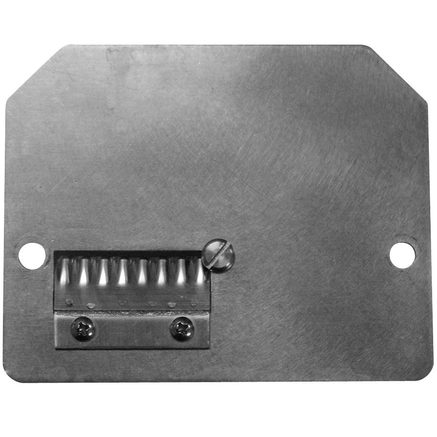 Nemco 55876-WCT Wavy Chip Twister Front Plate Assembly