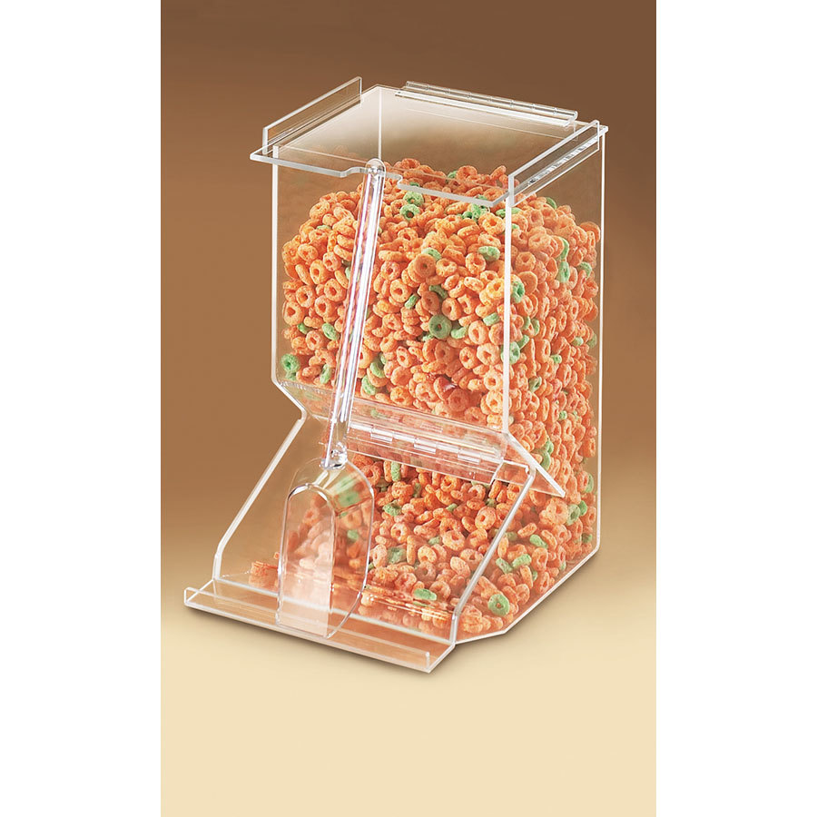 Cal Mil 656 Stackable Cereal Dispenser - Acrylic 450 Cubic Inch Capacity at Sears.com