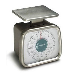 Taylor TP32 32 oz. Compact Portion Scale