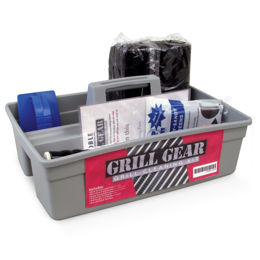 Grill Gear Cleaning Kit