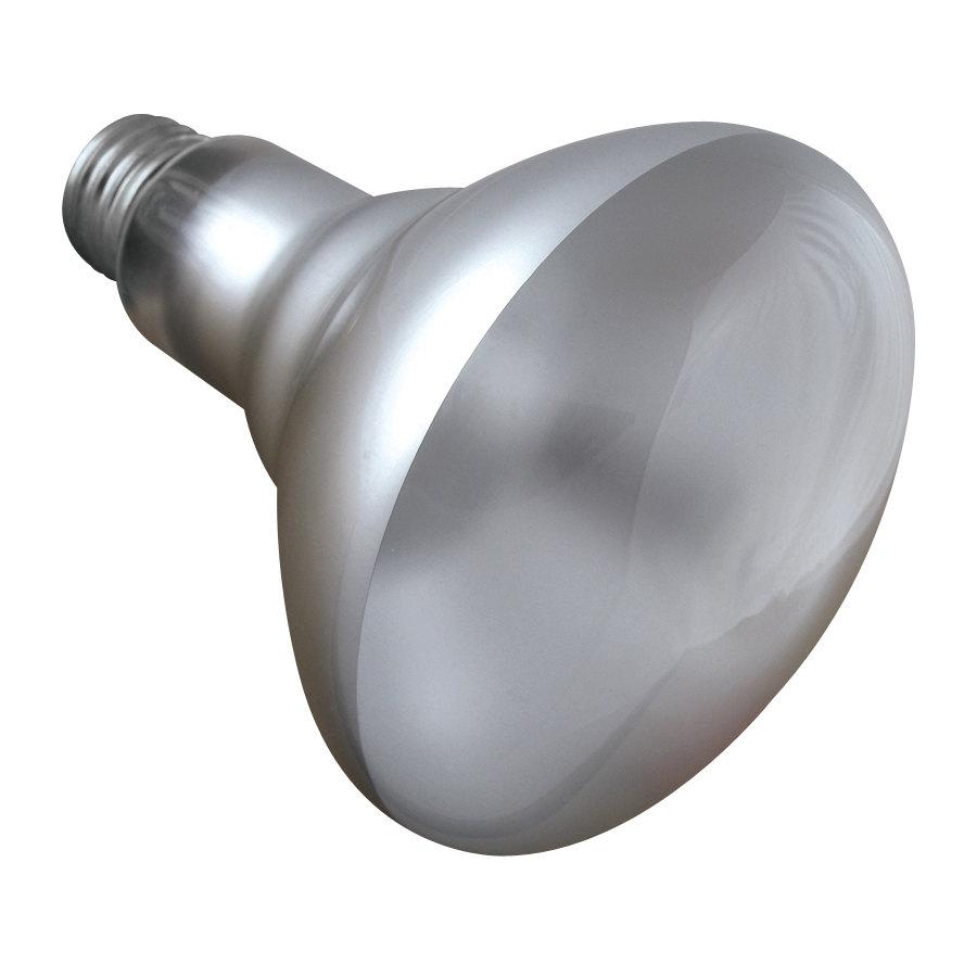 sli lighting 75 watt indoor halogen flood lamp light bulb 75br30 fl. Black Bedroom Furniture Sets. Home Design Ideas