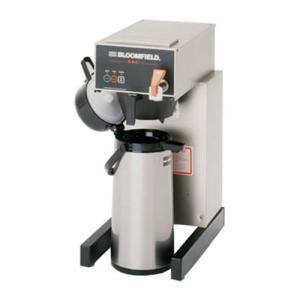 Bloomfield 1082AFL-120C E.B.C. Automatic Low Profile Airpot Coffee Brewer - Touchpad Controls, 120V (Canadian Use)