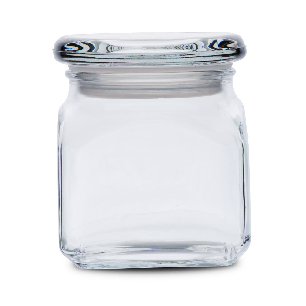 Anchor Hocking Glass Storage Containers With Glass Lids