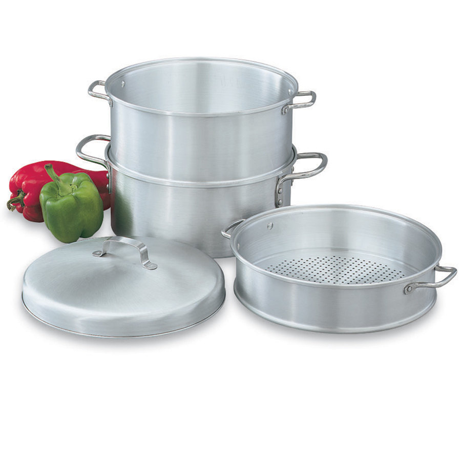 Vollrath 5 Qt. Vollrath Wear Ever 68125 3-Tier Vegetable Steamer Set at Sears.com