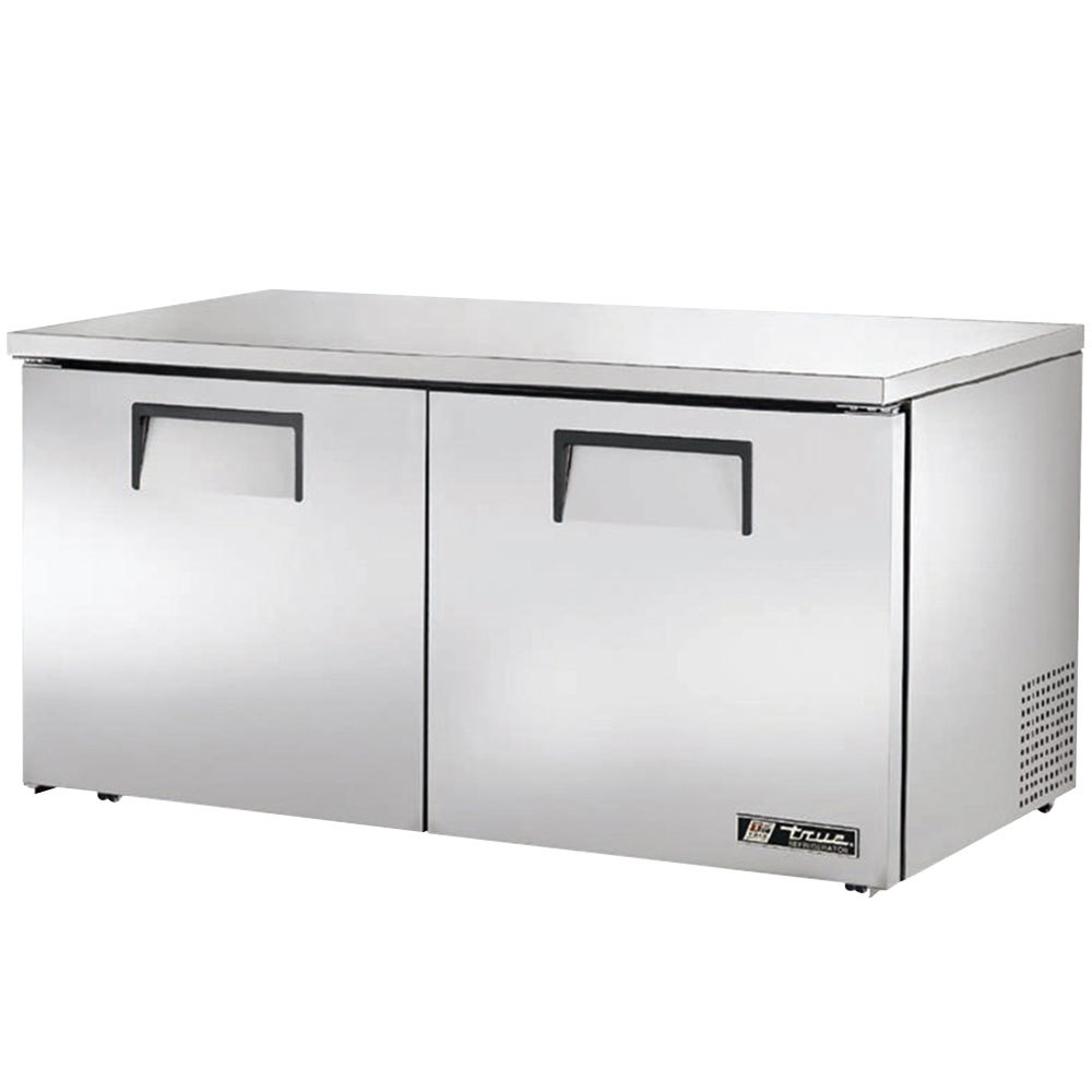 True TUC-60-LP 60 inch Low Profile Undercounter Refrigerator