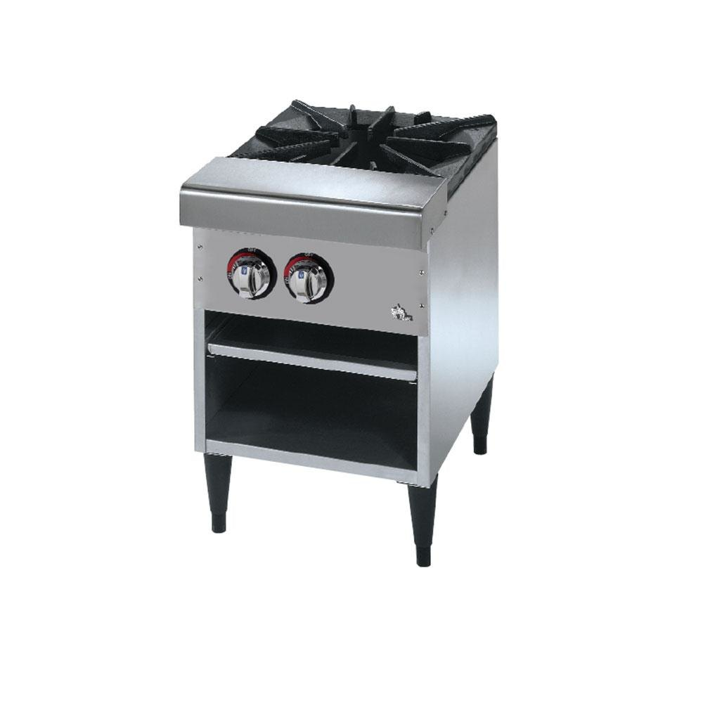 Countertop Stove Prices : Star Max 601SPRF Countertop Stock Pot Range