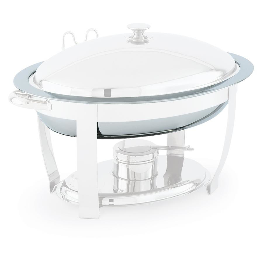 Vollrath 46332 6 Qt. Replacement Stainless Steel Water Pan for 46500 Orion Chafer