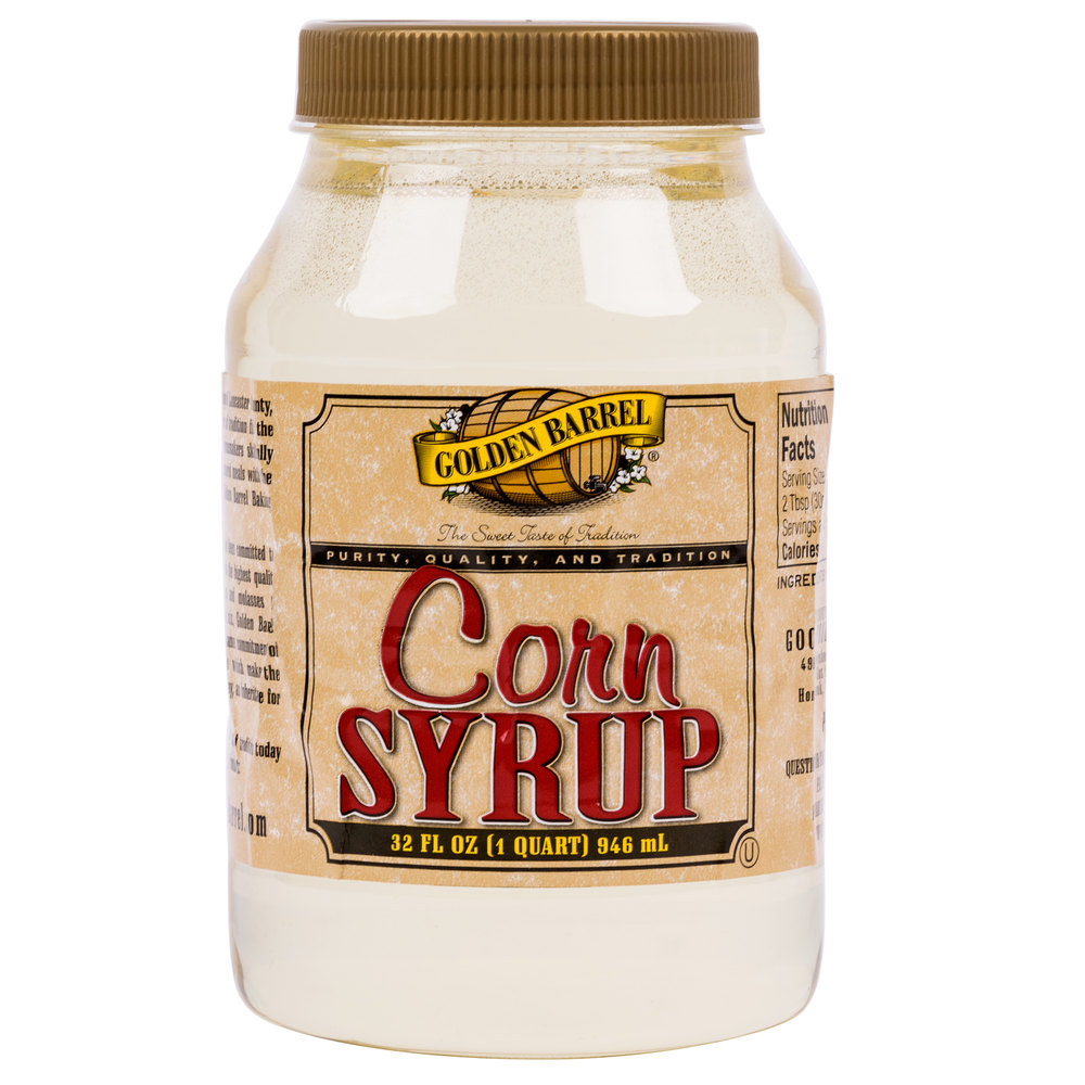 Golden Barrel 1 Qt. Light Corn Syrup