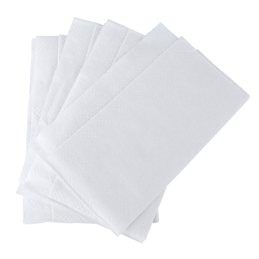 White Full-Fold Dispenser Napkins - 250 / Pack