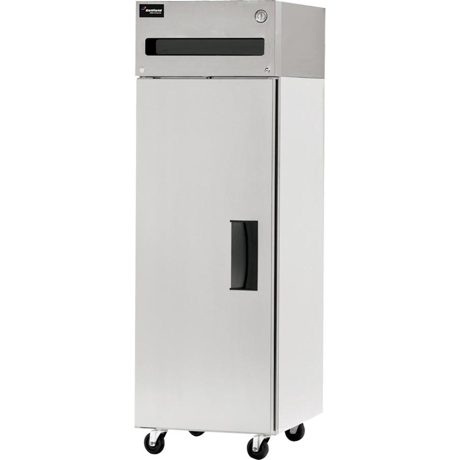 Delfield 6025XL-S 1 Door Reach-In Refrigerator - 115V