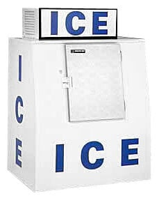 Master Bilt IM-38 Outdoor Ice Merchandiser - 30 cu. ft.