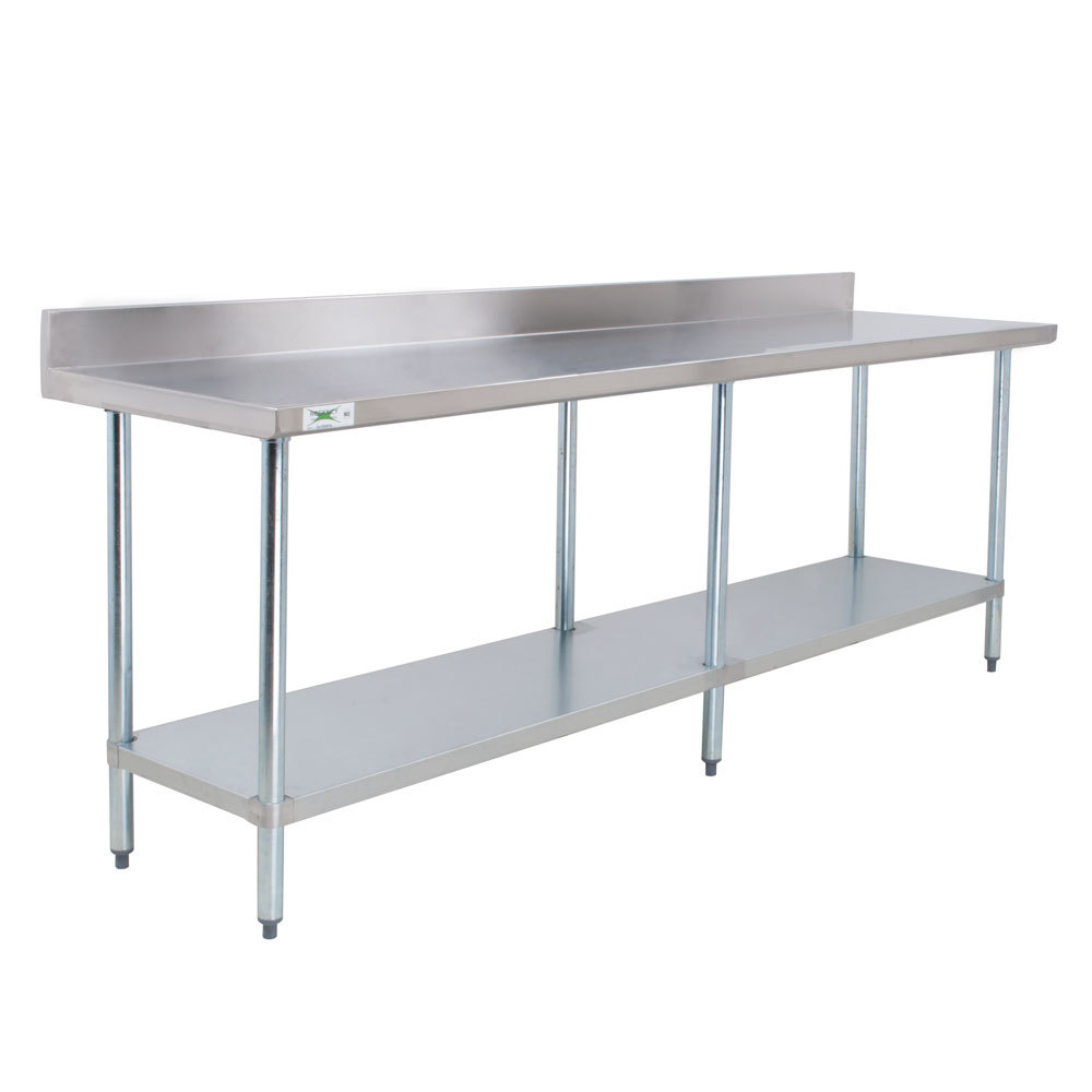 Regency 18 Gauge 24 X 96 304 Stainless Steel Commercial
