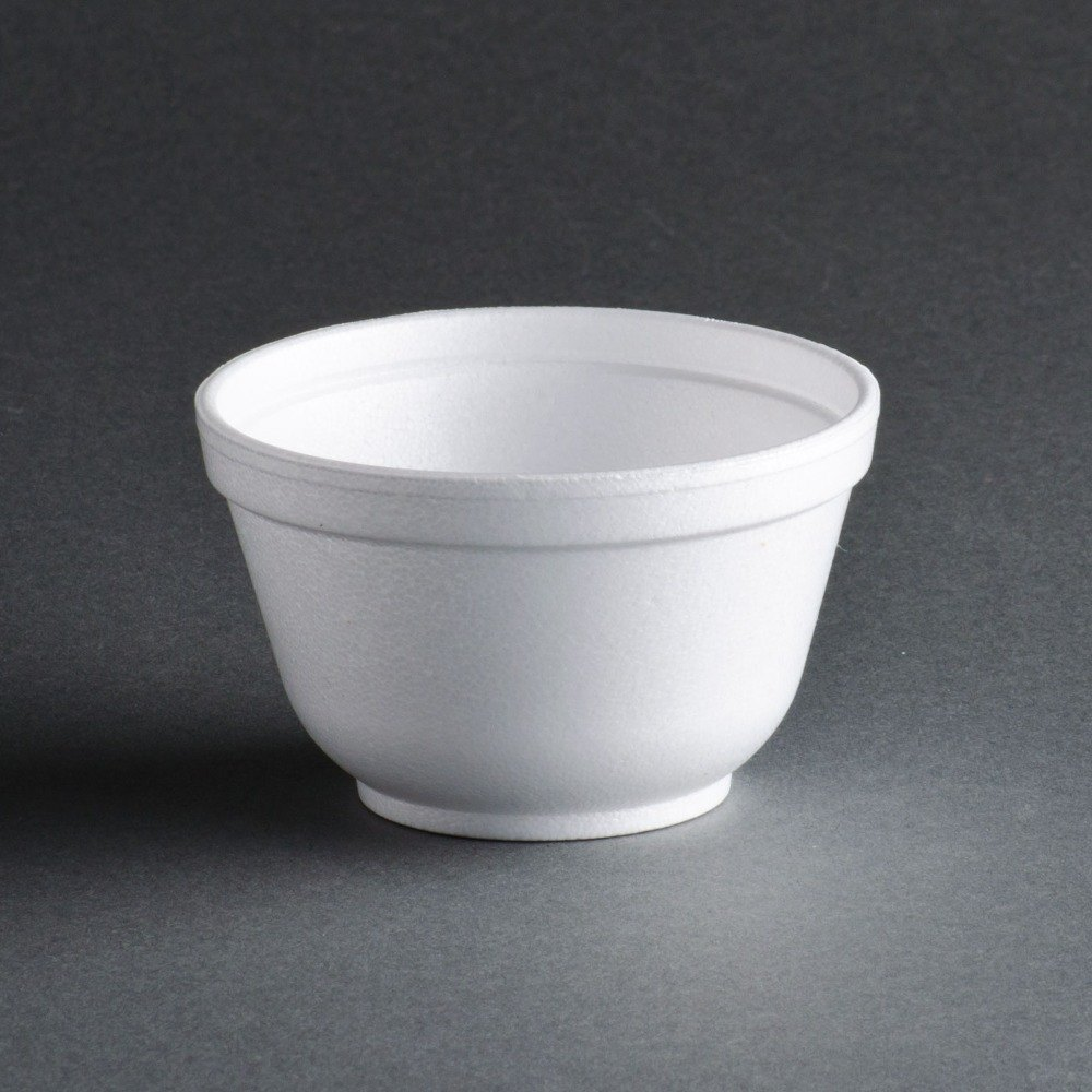 Dart 6B12 6 oz. Insulated White Foam Bowl - 50 / Pack at Sears.com