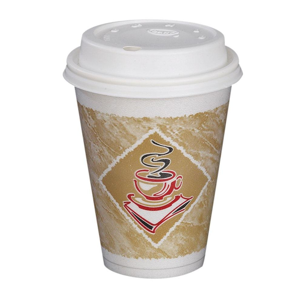 Gold Medal 7038 Espresso Foam Insulated Cup - 12 oz. 1000 / Case at Sears.com
