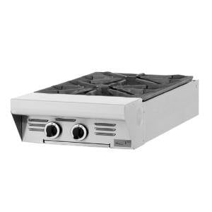 "Garland / US Range Natural Gas Garland M4T Master Series 2 Burner Modular Top 17"" Gas Range Attachment at Sears.com"