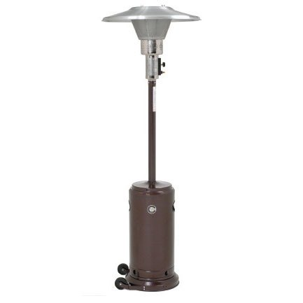 Crown Verity CV2650 - AB Bronze Portable Patio Heater - Propane at Sears.com