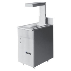 "Garland / US Range 120 Volts Garland S680-18FM-EH Sentry Series Range Match 18"" Fry Holding Station with Heat Lamp at Sears.com"