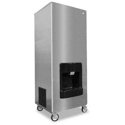 Hoshizaki DKM-500BWH Serenity 455 Pound Ice Machine / Dispenser - Water Cooled