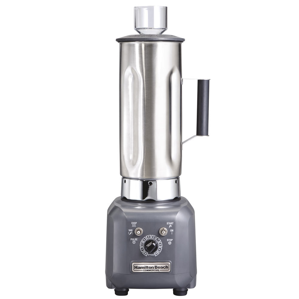Hamilton Beach HBF500S 64 oz. Stainless Steel High Performance Food Blender - 120V