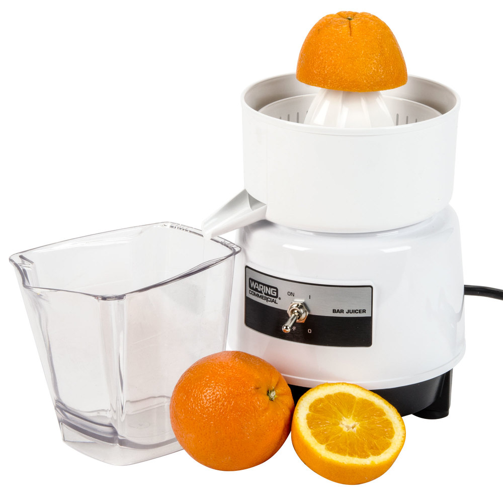 Waring BJ120C Compact Bar Citrus Juicer