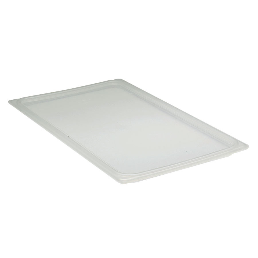 Cambro 10PPSC Translucent Full Size Polypropylene Seal Cover