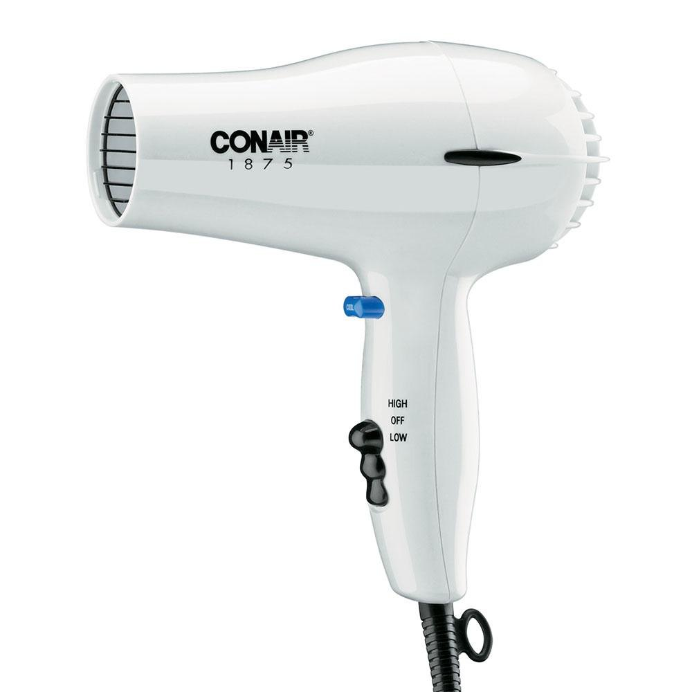 Conair 247W Compact Size White Hair Dryer at Sears.com