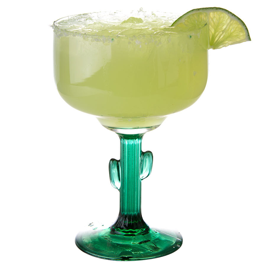 Libbey 3620JS 16 oz. Cactus Margarita Glass