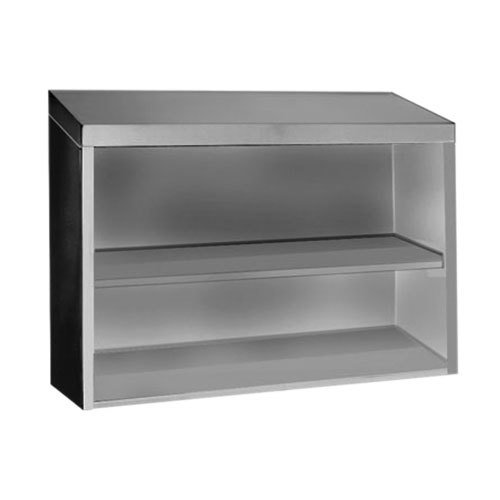 White open wall cabinet