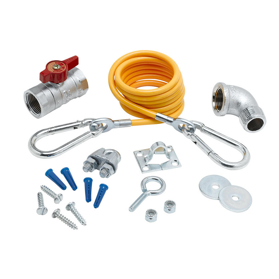 "T&S AG-KE 1"" Gas Appliance Installation Kit"
