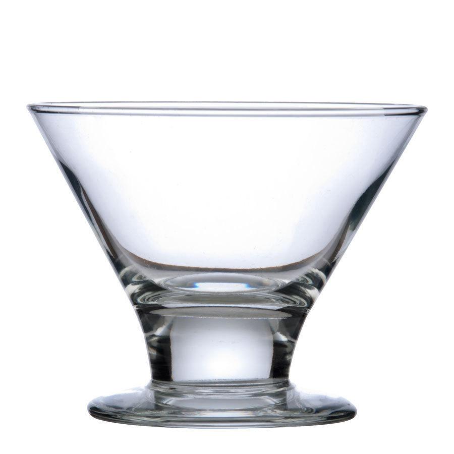 Libbey 3803 Mini Martini Dessert Glass 8 Oz 12 Case