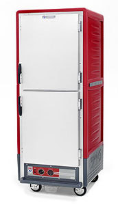 Metro C539-HDS-4 Full-Size Insulated Holding Cabinet Solid Dutch Doors 120V