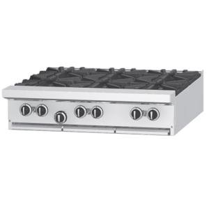 "Garland / US Range Natural Gas Garland G36-4G12T 4 Burner Modular Top 36"" Gas Range with 12"" Griddle - 150,000 BTU at Sears.com"