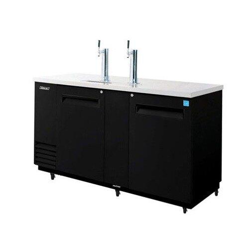 "Turbo Air Refrigeration Turbo Air TBD-3SB Black 69"" Beer Dispenser - 3 Kegs at Sears.com"
