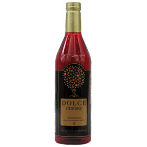 Dolce Cherry Coffee Flavoring Syrup