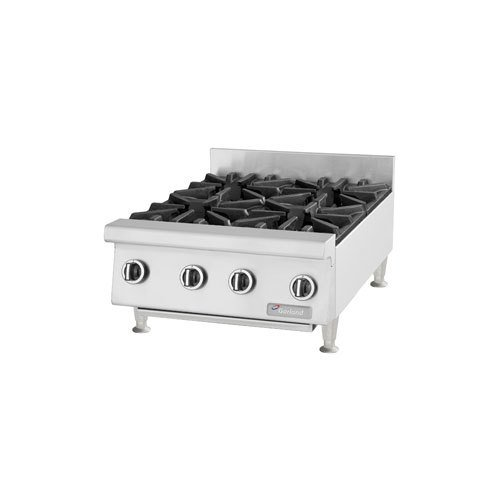 Countertop Stove Images : / US Range Natural Gas Garland GTOG36-6 6 Burner Countertop Range ...