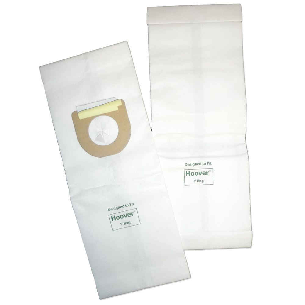 Hoover Part# 4010100Y | Type Y Vacuum Bag for Hoover