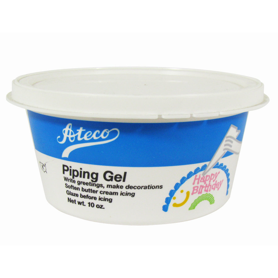 Cake Decorating With Piping Gel : Ateco (August Thomsen) 410 Clear Cake Decorating Piping ...