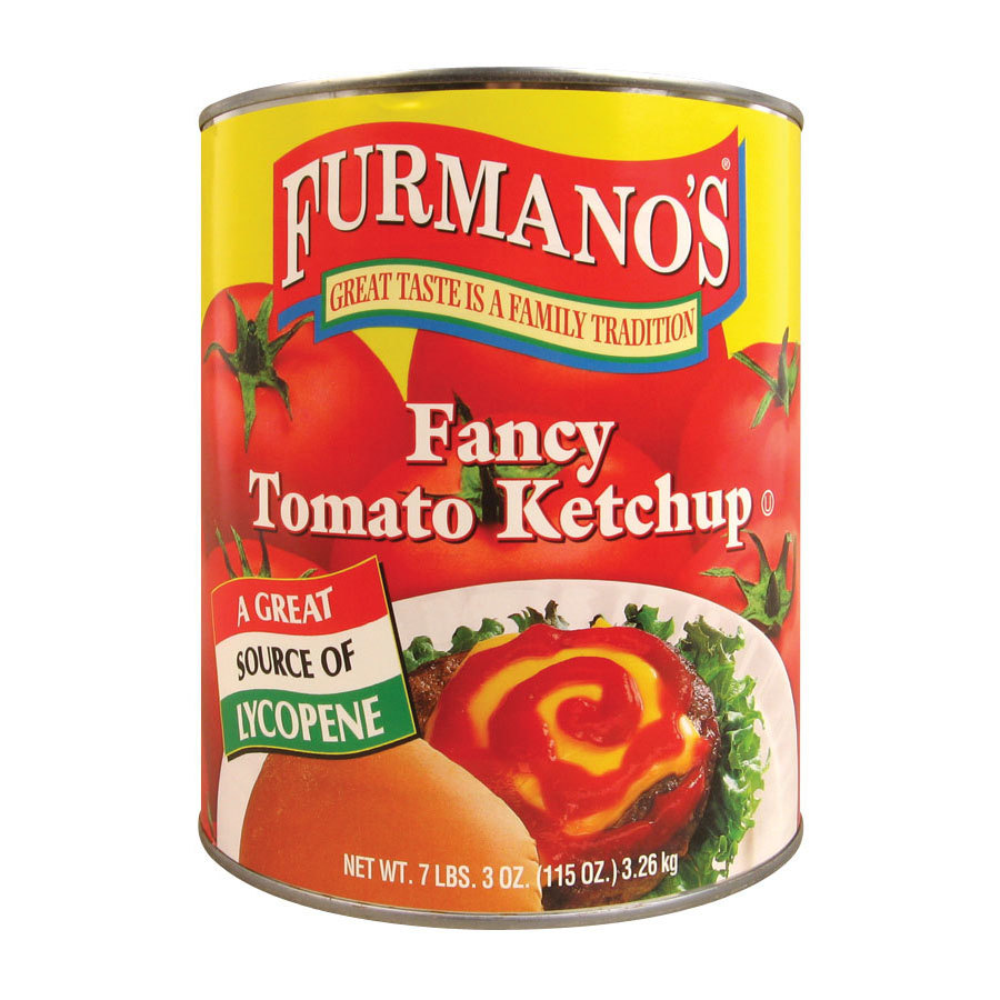 Furmano's Fancy Grade Ketchup 6 - #10 Cans / Case