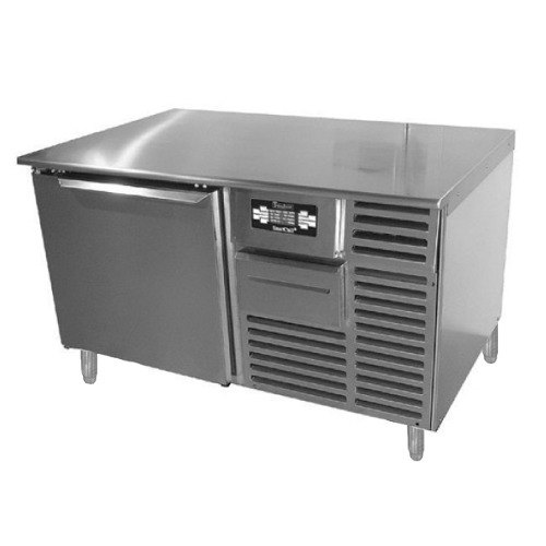 "Traulsen RBC50-51 50 lb. Capacity Undercounter Blast Chiller with 6"" Legs - Specification Line"