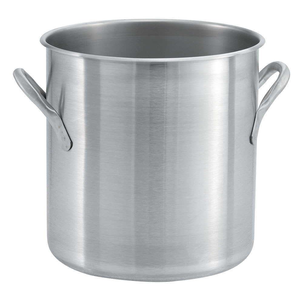 Vollrath 78620 Classic 24 Qt Stainless Steel Stock Pot