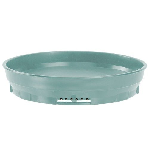 Cambro MDSCDB9447 Meadow Green Camduction Base - 12 / Case
