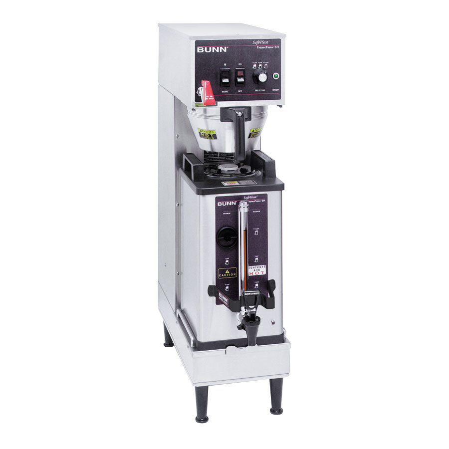 Bunn SH Soft Heat Single Brewer 120/208V (Bunn 27800.0001)