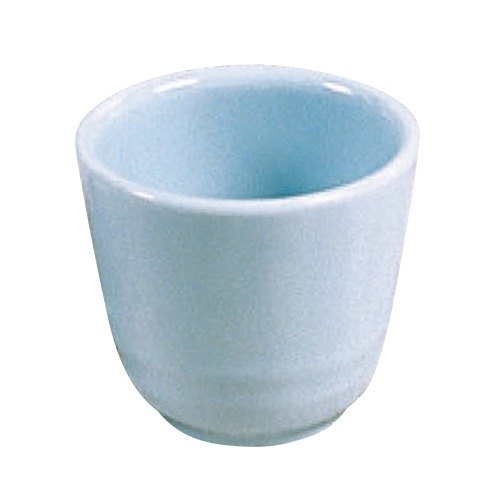 Blue Jade 8 oz. Melamine Tea Cup - 12/Case