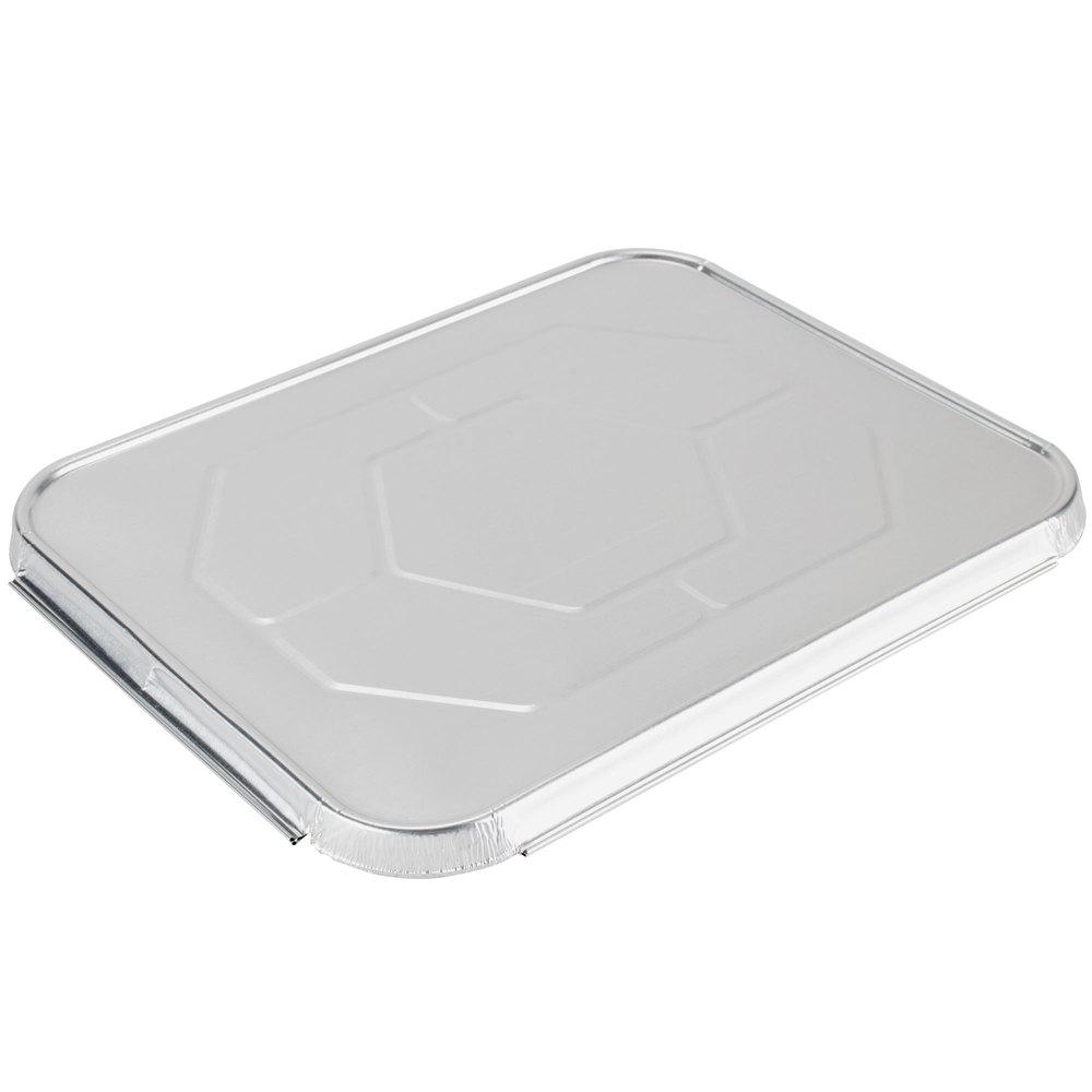 choice 1 2 size foil steam table pan lid 20 pack. Black Bedroom Furniture Sets. Home Design Ideas