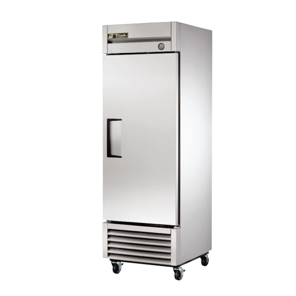 True Refrigeration True T-23F 1 Door Bottom Mounted Reach-In Freezer - 19.7 Cubic Feet at Sears.com