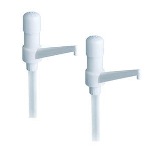 San Jamar P7500 1 oz. Thick Condiment Dispenser Ultra Pump - 2 / Pack