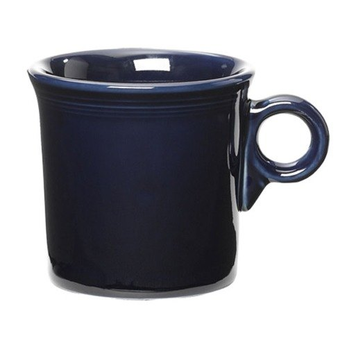 Homer Laughlin 453105 Fiesta Cobalt Blue 10.25 oz. Mug - 12 / Case
