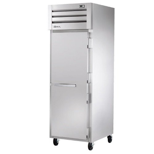 True STG1F-1S Specification Series One Section Solid Door Reach In Freezer - 31 Cu. Ft.