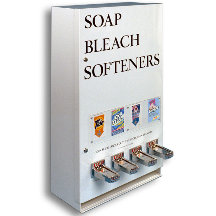 vending machine laundry supplies