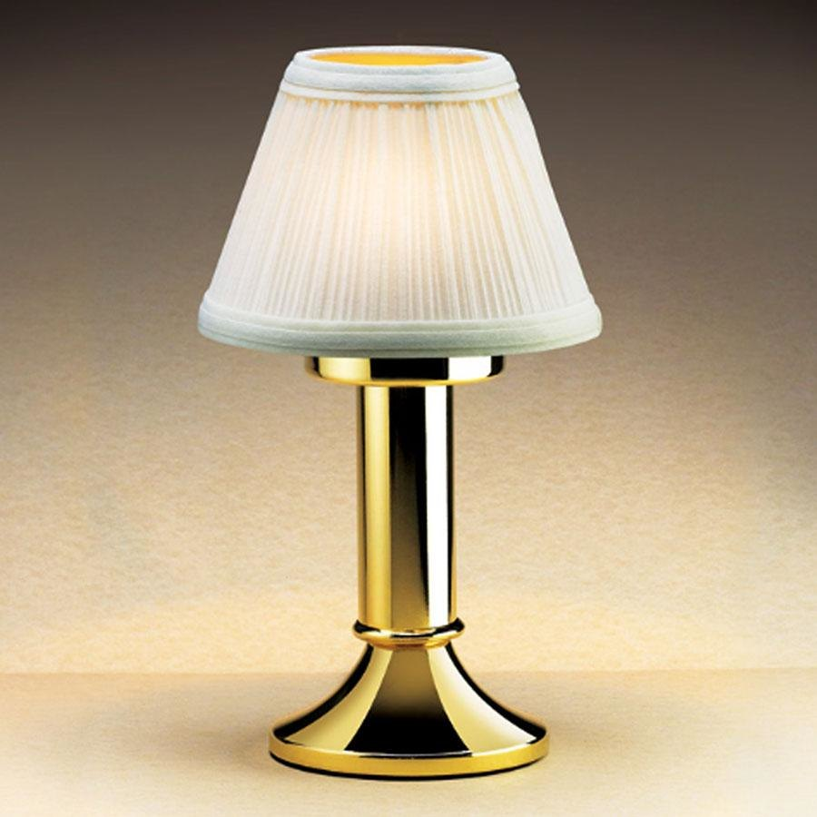 Sterno products 85434 cream fabric table lamp shade fabric table lamp shade main picture video geotapseo Images